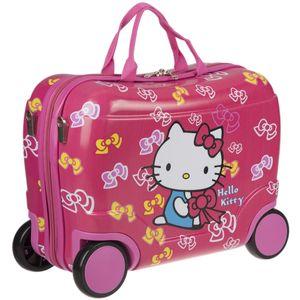 چمدان کودک مدل Hello Kitty