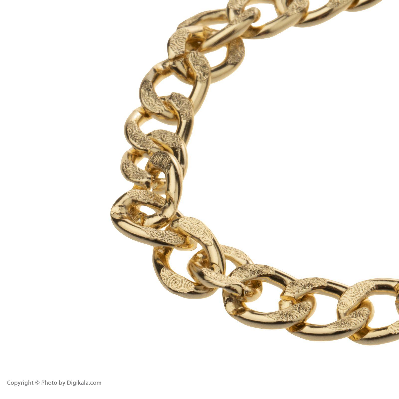 دستبند زنانه آیینه رنگی کد KR010 -  - 6