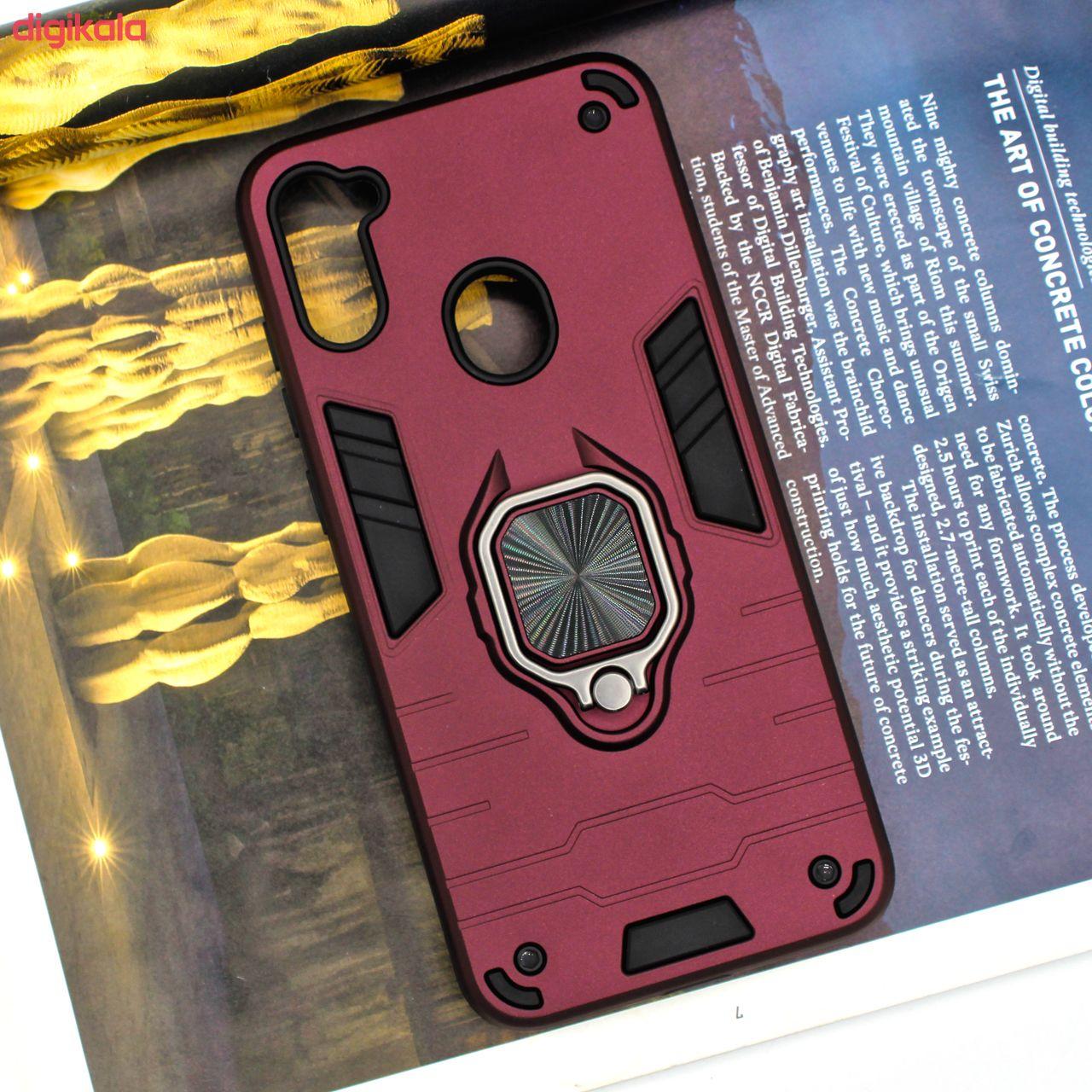 کاور کینگ پاور مدل ASH22 مناسب برای گوشی موبایل سامسونگ Galaxy A11 main 1 10