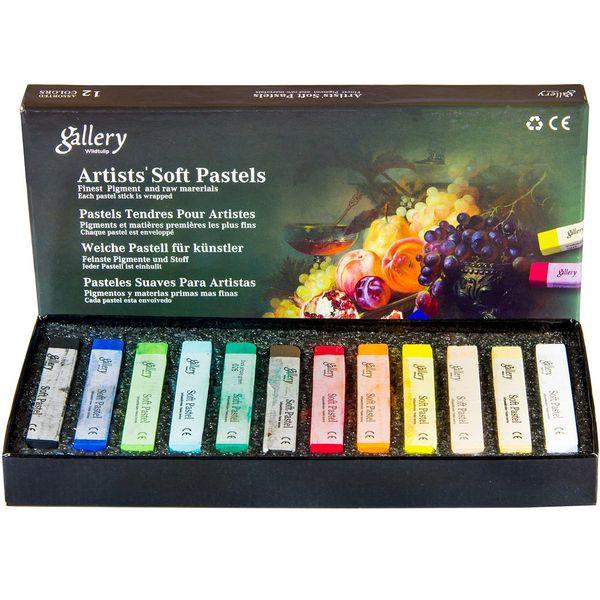 پاستل گچی 12 رنگ وایلد تولیپ مدل Gallery