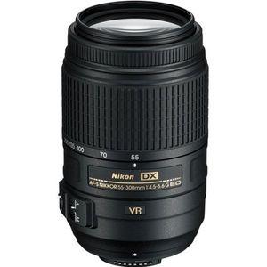 لنز نیکون مدل 55-300mm AF-S DX f/4.5-5.6G ED VR