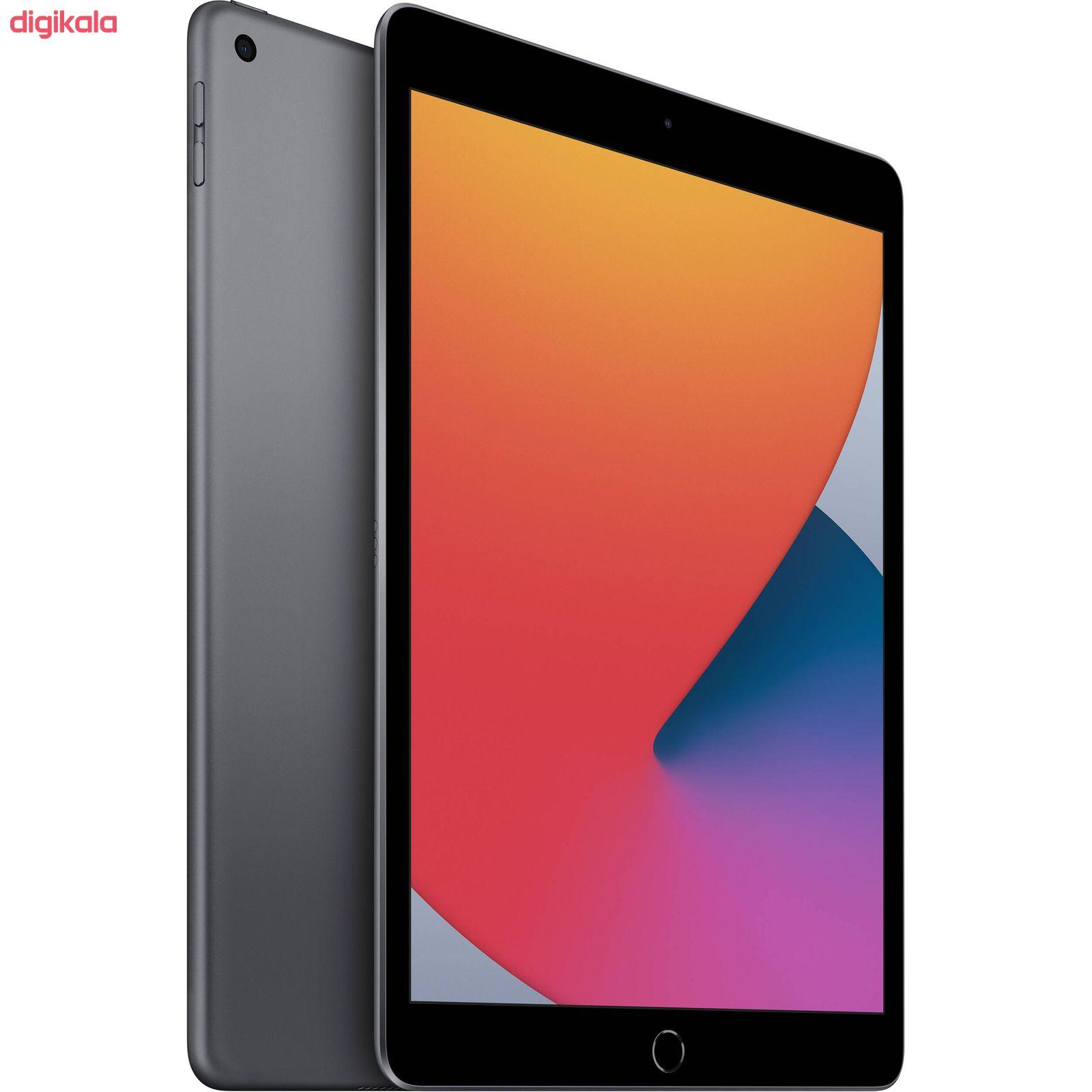 تبلت اپل مدل iPad 10.2 inch 2020 WiFi ظرفیت 128 گیگابایت  main 1 1