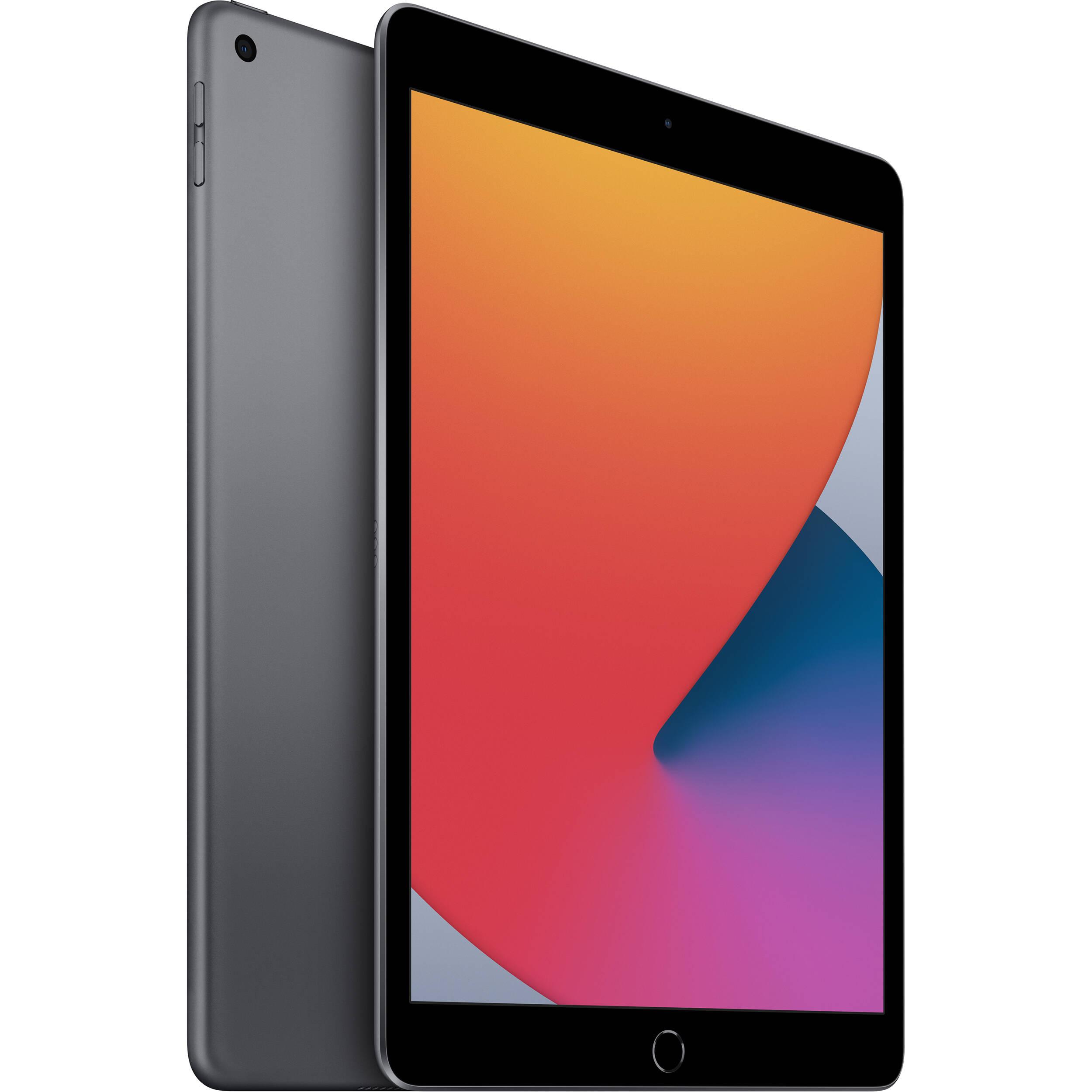 تبلت اپل مدل iPad 10.2 inch 2020 4G/LTE ظرفیت 128 گیگابایت  main 1 1