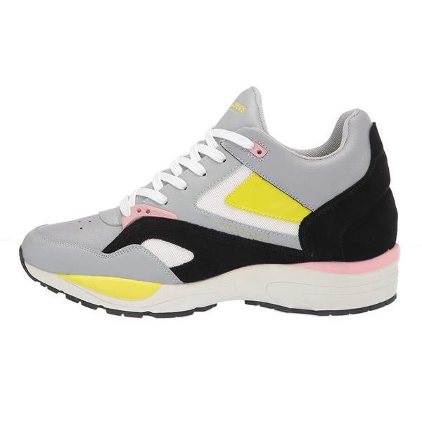 کفش پیاده روی زنانه اسکچرز مدل 155060GYMT