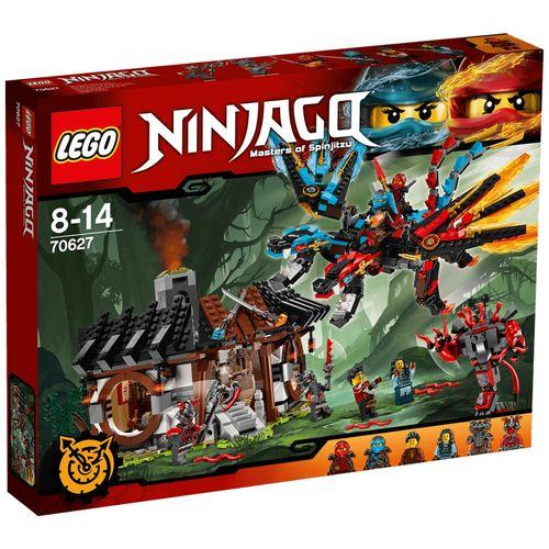 لگو سری Ninjago مدل Dragons Forge 70627