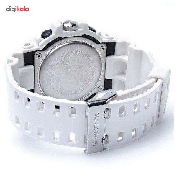 ساعت مچی عقربه ای کاسیو سری جی شاک مدل GA-110RG-7ADR مناسب برای آقایان -  - 3