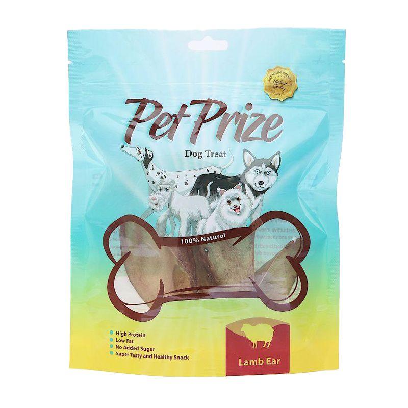غذای تشویقی سگ پت پرایز مدل Lamb Ear وزن 50 گرم