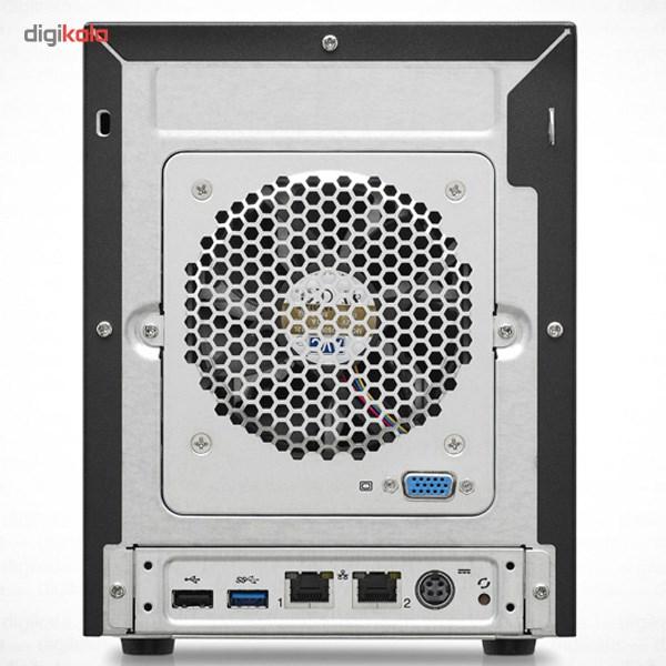 ذخیره ساز تحت شبکه سیگیت مدل بیزینس استوریج ویندوز سرور 4Bay ظرفیت 16 ترابایت
