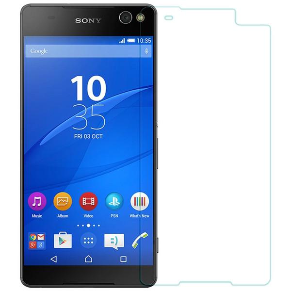 محافظ صفحه نمایش شیشه ای نیلکین مدل Amazing H Nano Anti-Burst مناسب برای گوشی موبایل سونی Xperia C5 Ultra