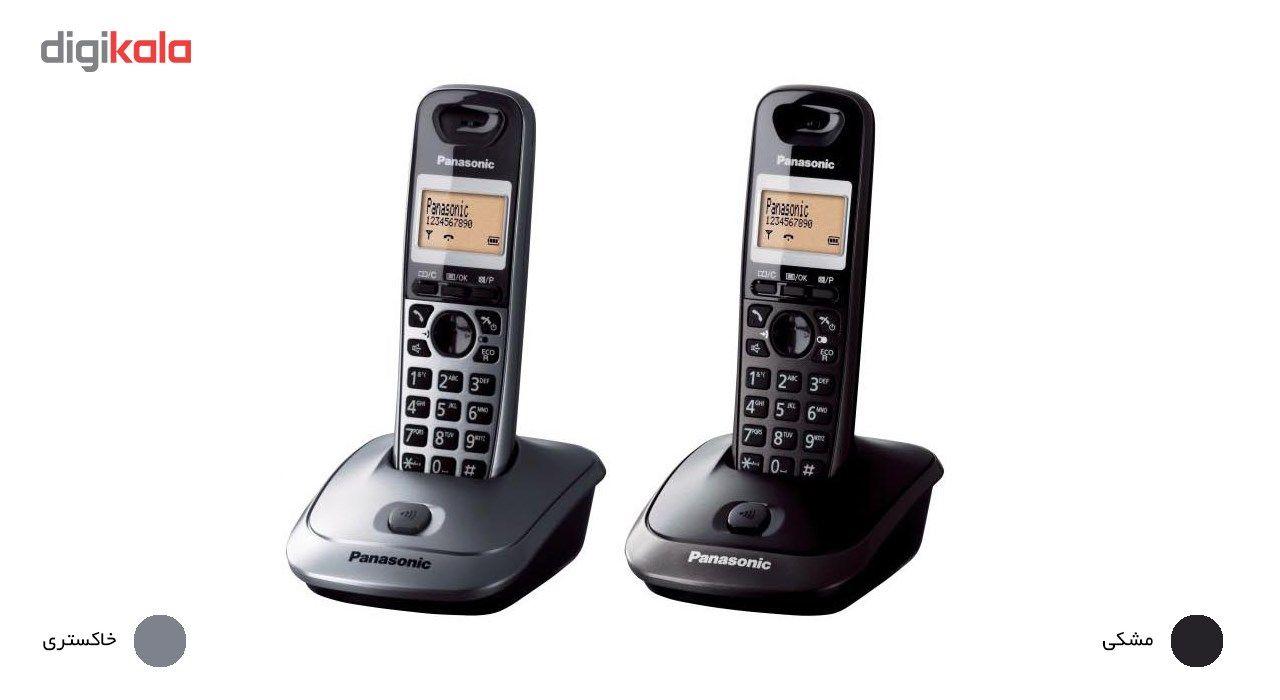 تلفن بی سیم پاناسونیک مدل KX-TG2511 main 1 2