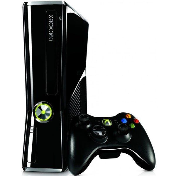 مایکروسافت ایکس باکس 360  اسلیم 4 گیگابایت | Microsoft Xbox 360 Slim 4GB