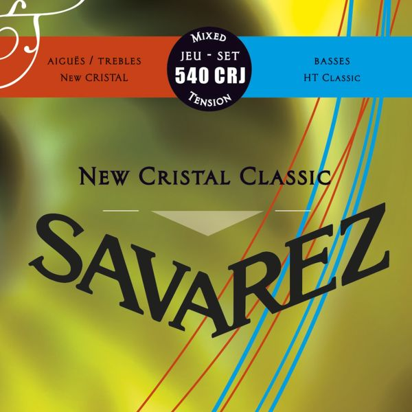 سیم گیتار کلاسیک ساوارز مدل 540CRJ