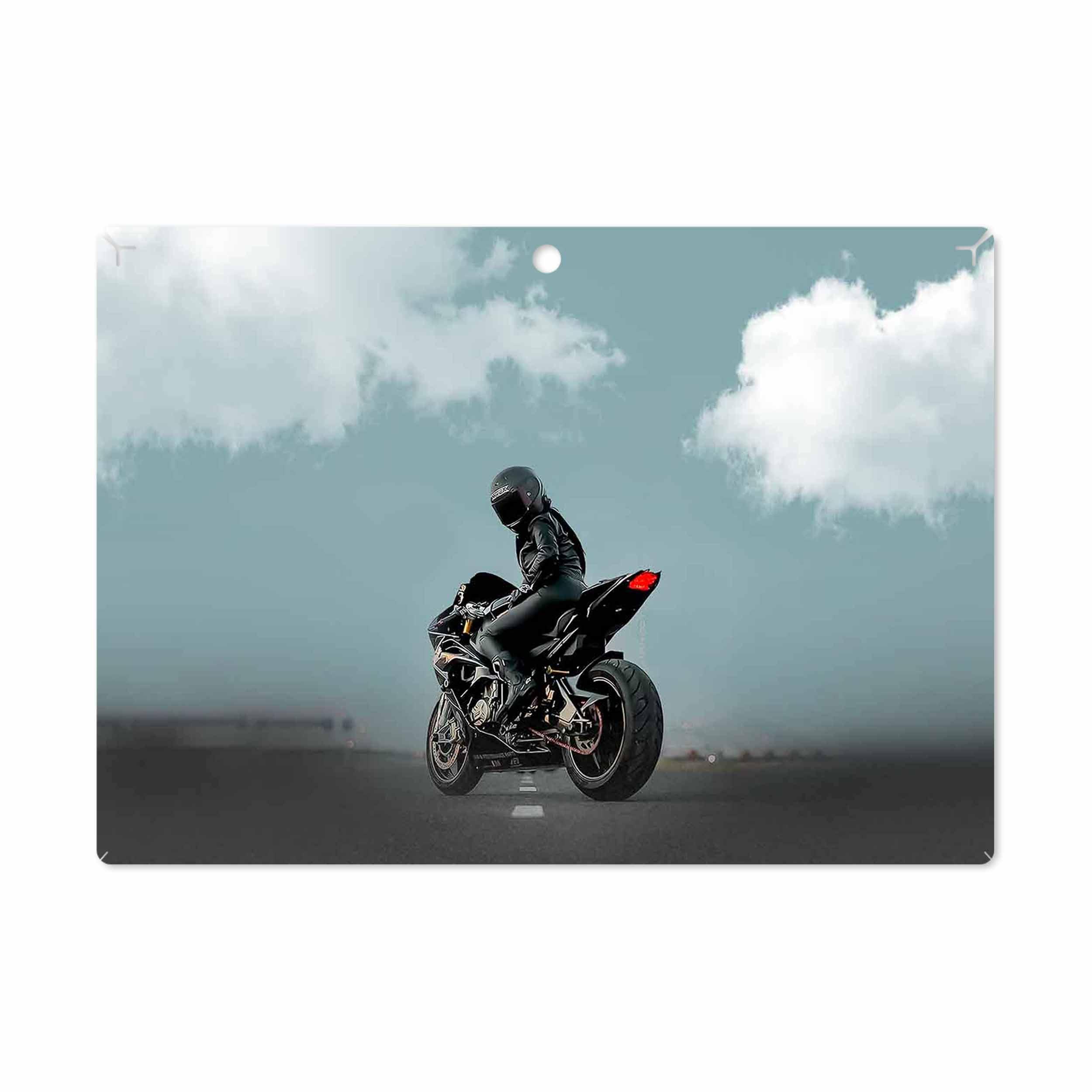 بررسی و خرید [با تخفیف]                                     برچسب پوششی ماهوت مدل Motorcycling مناسب برای تبلت لنوو Miix 320 2017                             اورجینال