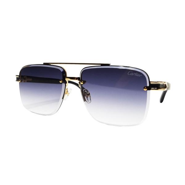 عینک آفتابی کارتیه مدل T8200987bu