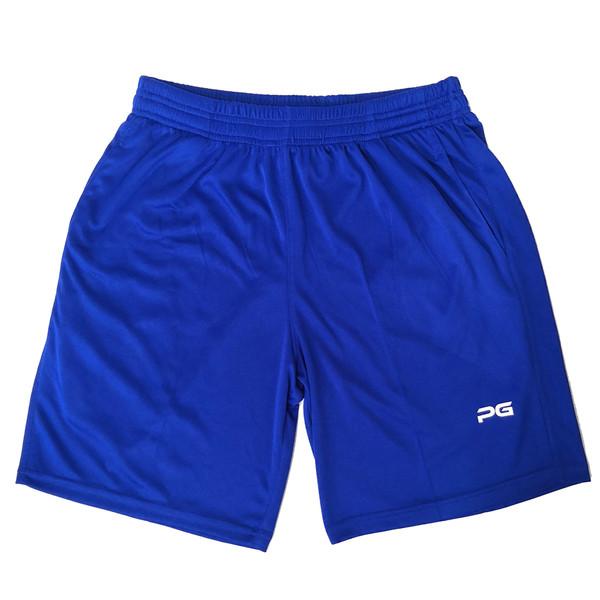 شلوارک ورزشی مردانه پرگان مدل ۰۰۱ رنگ آبی