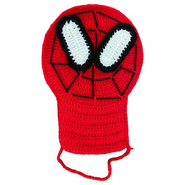 لیف حمام کودک طرح عروسکی مدل Spiderman