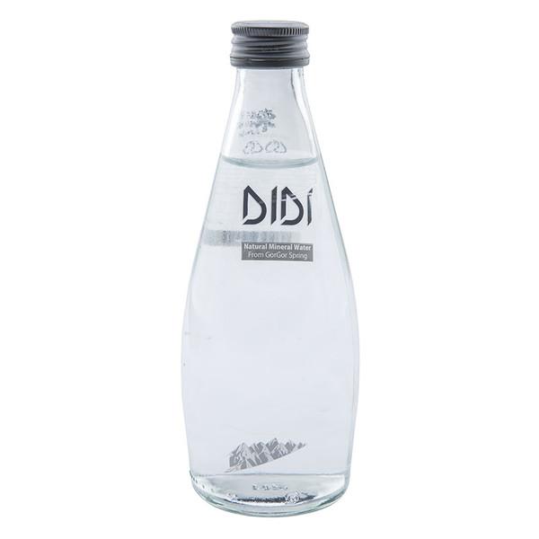 آب معدنی  دی دی واتر - 300 میلی لیتر بسته 12 عددی