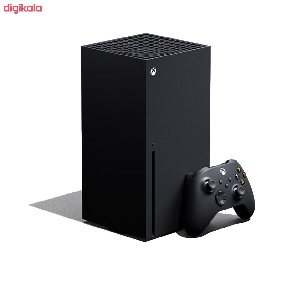 مجموعه کنسول بازی مایکروسافت مدل Xbox Series X ظرفیت 1 ترابایت main 1 2