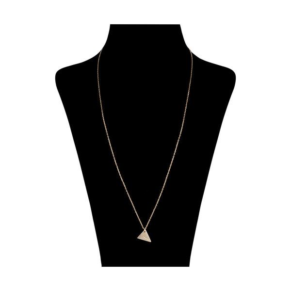 گردنبند طلا 18 عیار زنانه مدیسا مدل N7016