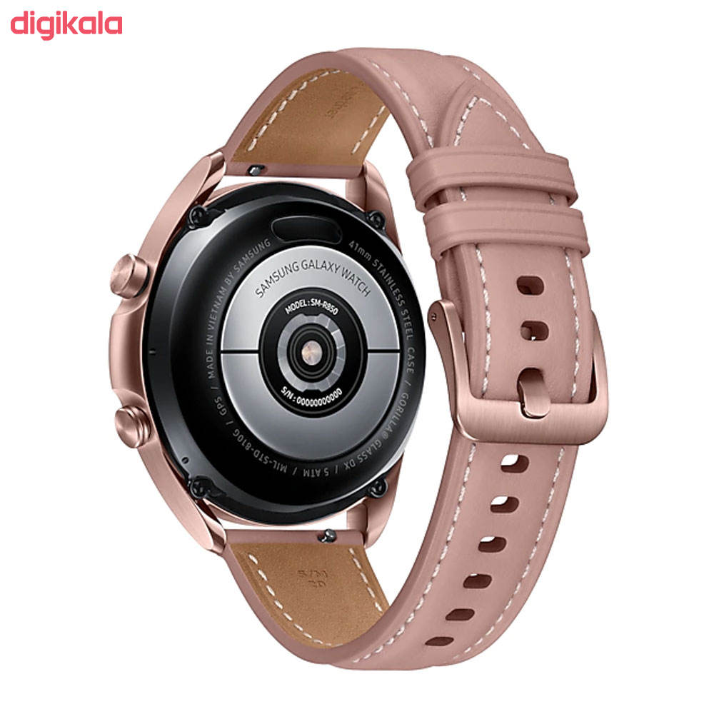 ساعت هوشمند سامسونگ مدل Galaxy Watch3 SM-R850 41mm main 1 6