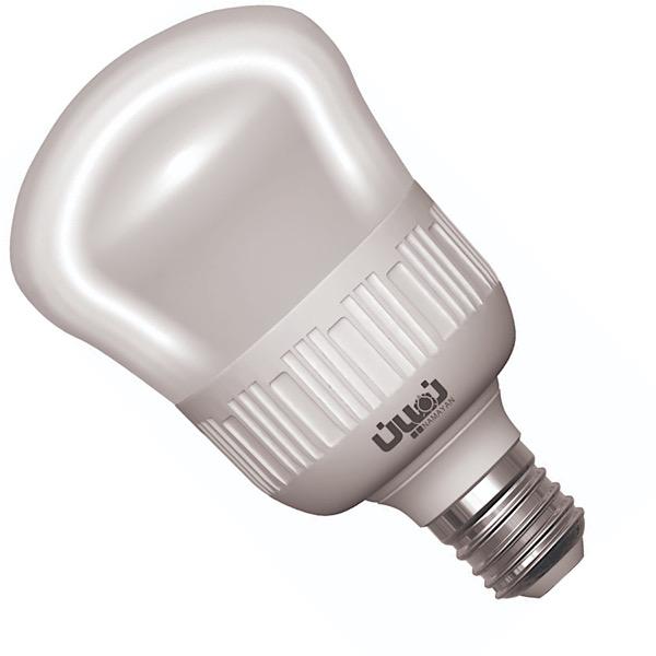لامپ ال ای دی 20 وات نمایان مدل CP02 پایه E27 بسته 3 عددی