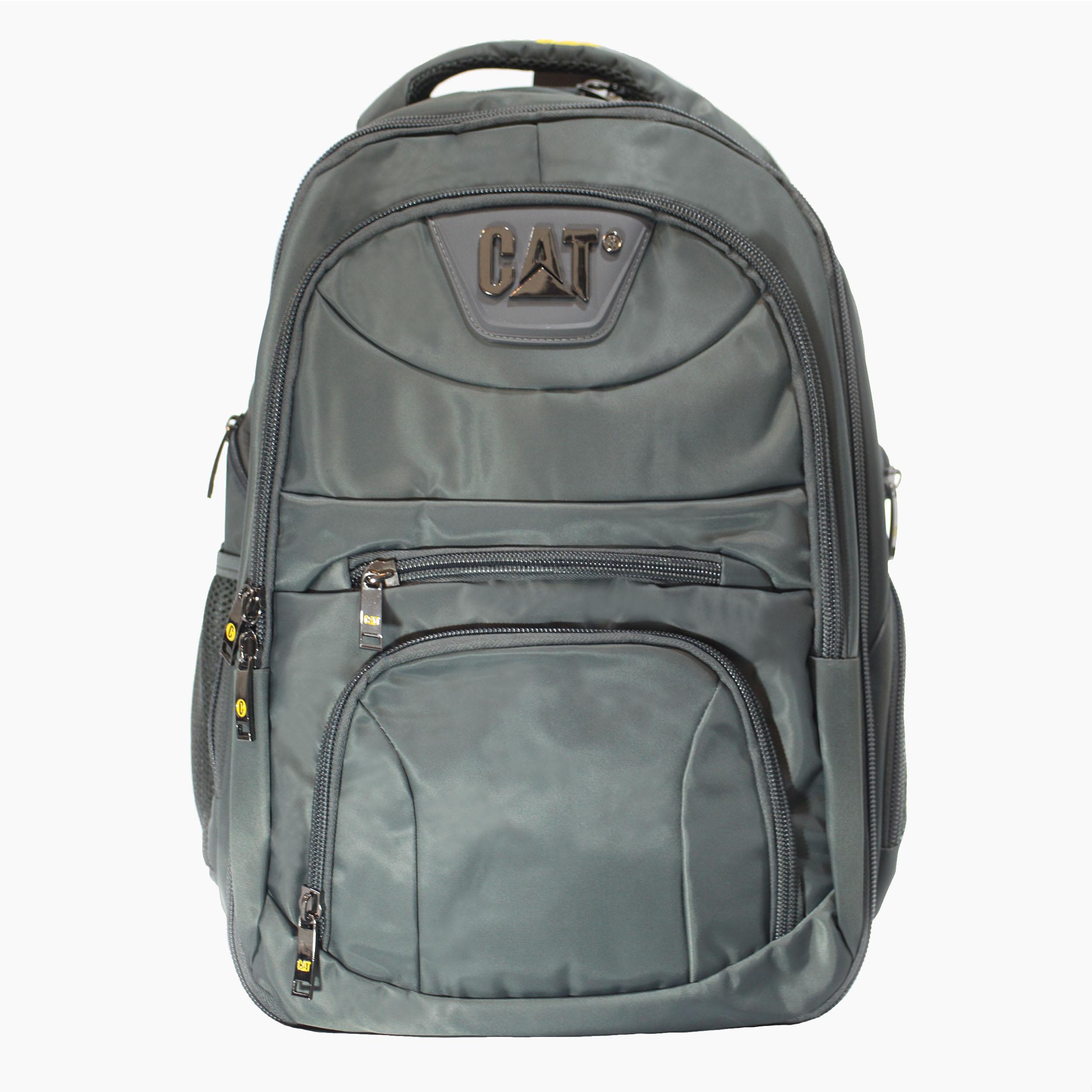 کوله پشتی لپ تاپ کاترپیلار مدل AJ-7121 مناسب برای لپ تاپ 15.6 اینچی