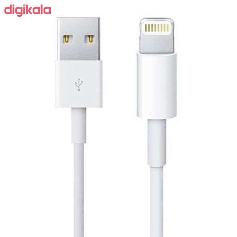 کابل تبدیل USB به لایتنینگ مدل MD818FE/A طول 1 متر   main 1 1