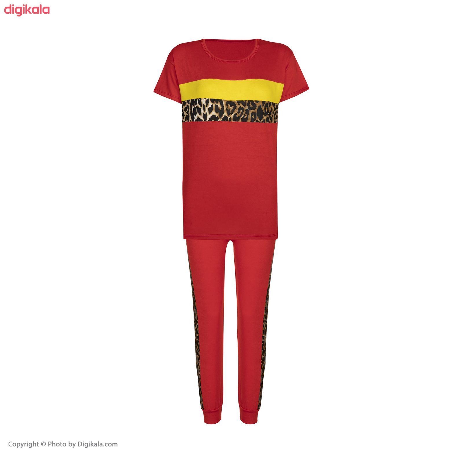 ست تی شرت و شلوار زنانه مدل SM06 main 1 1