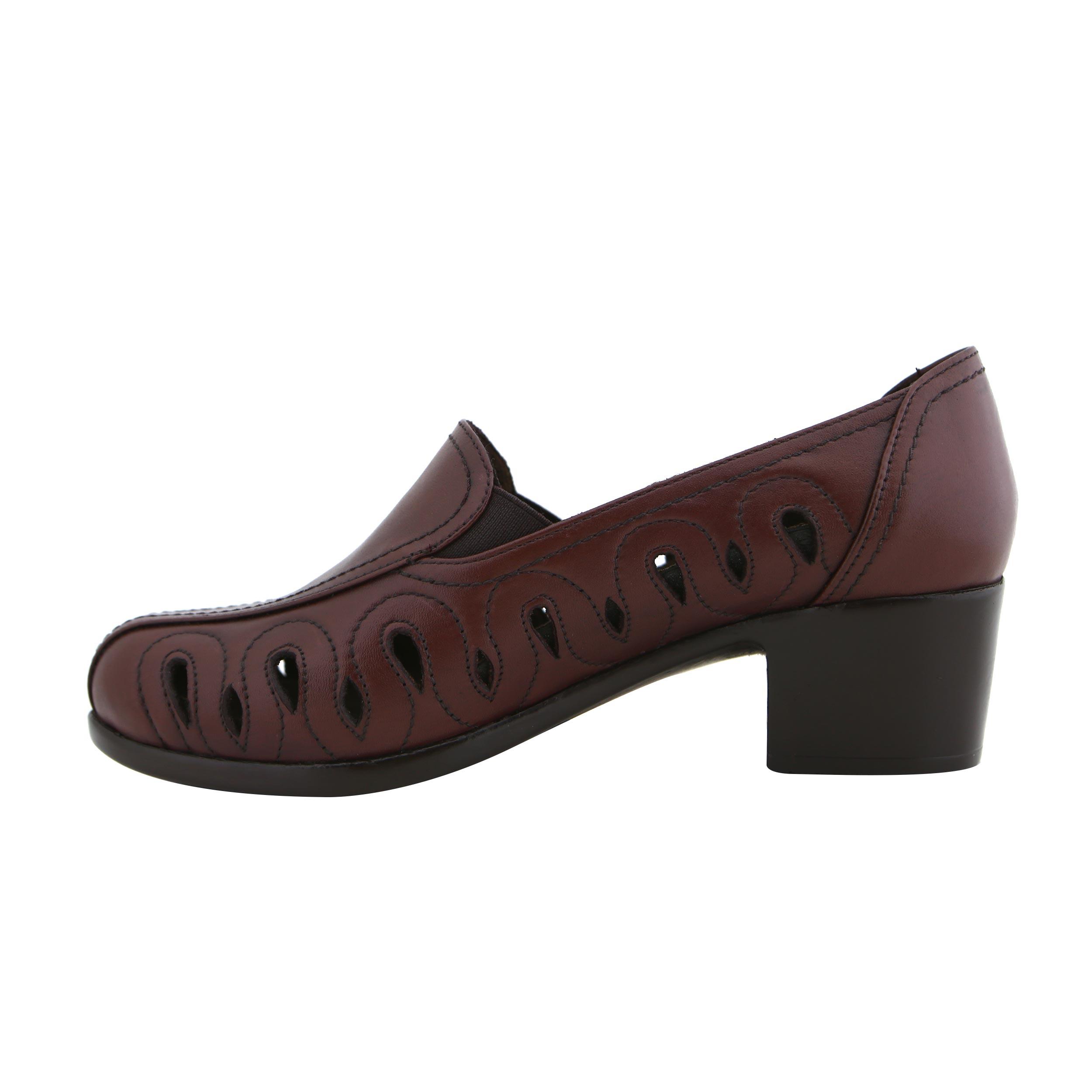 خرید                      کفش زنانه روشن مدل ترمه کد 22