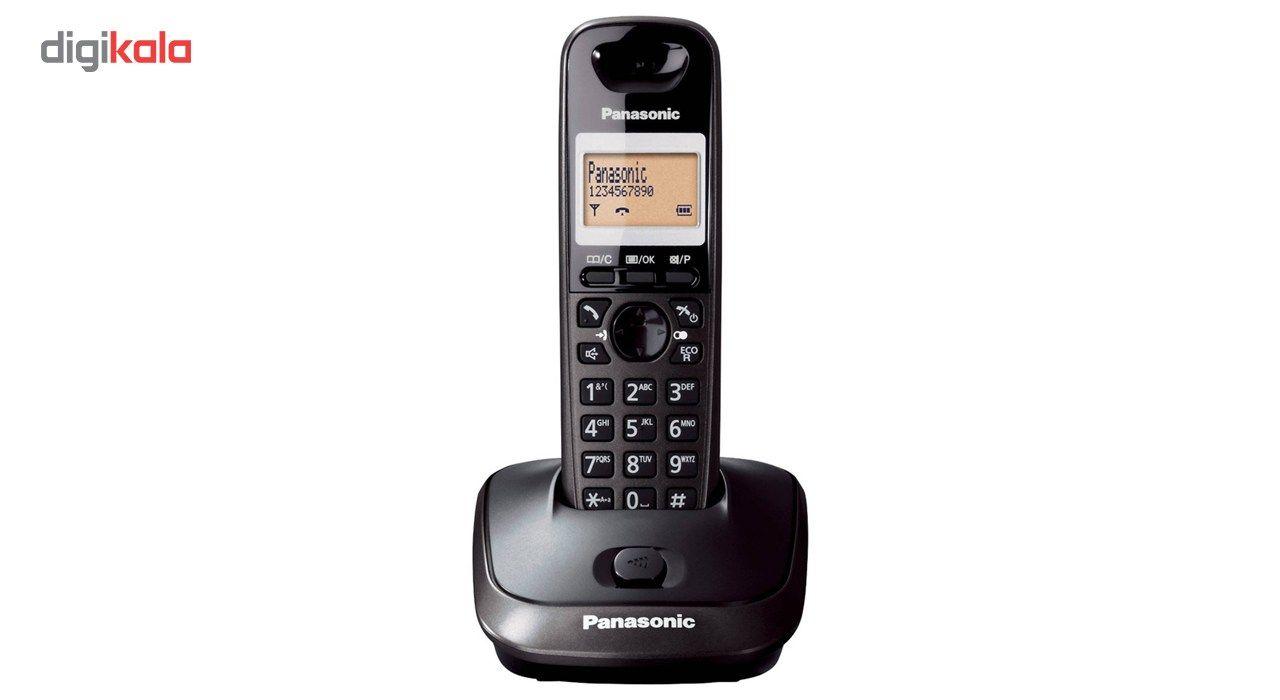 تلفن بی سیم پاناسونیک مدل KX-TG2511 main 1 3