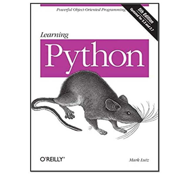 کتاب Learning Python اثر Mark Lutz انتشارات OReilly