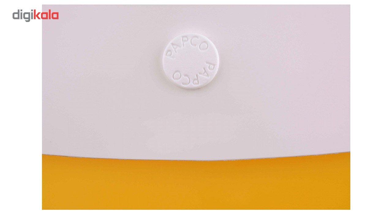 پوشه دکمه دار پاپکو کد A4-113BC سایز A4 main 1 12