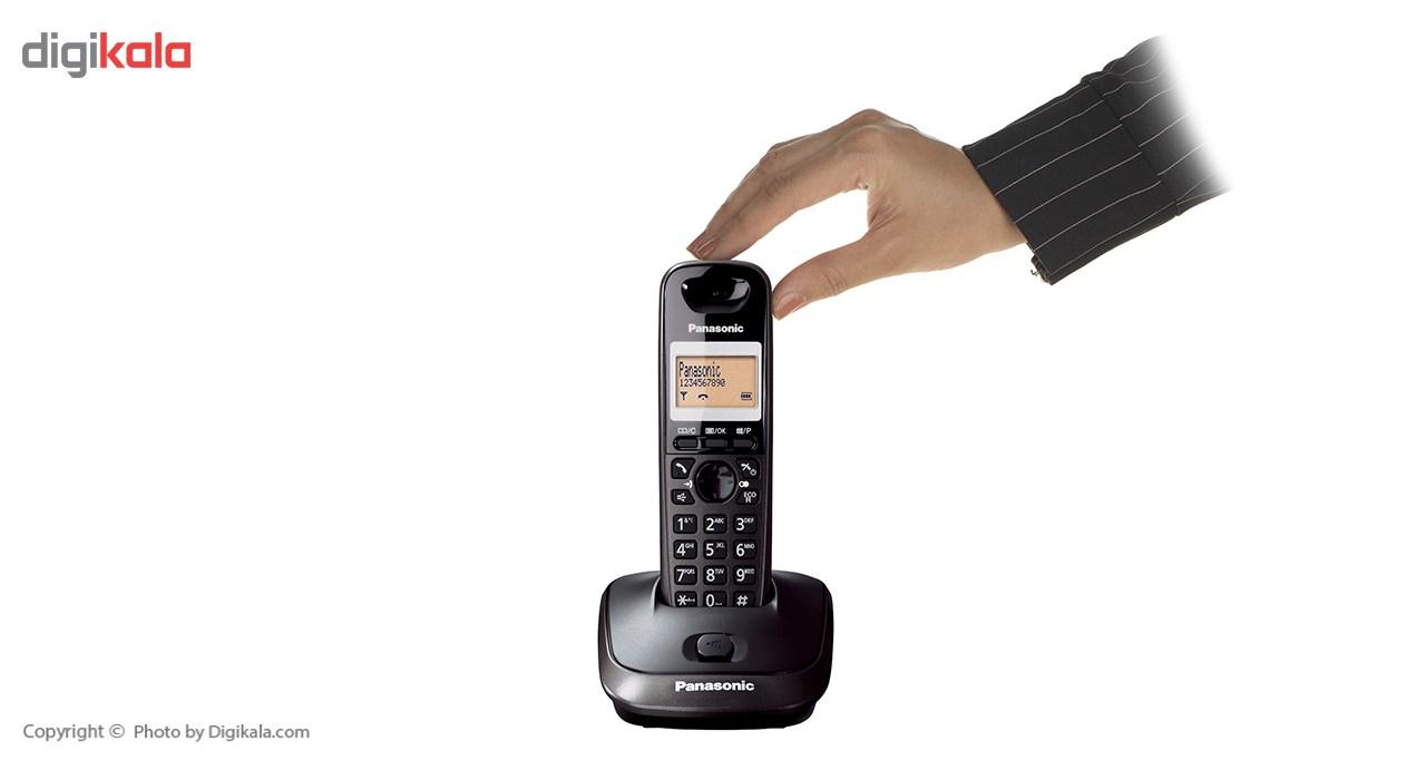تلفن بی سیم پاناسونیک مدل KX-TG2511 main 1 4