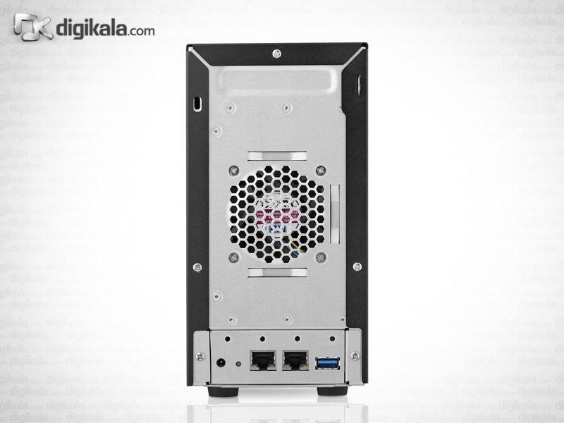 ذخیره ساز تحت شبکه 2Bay سیگیت مدل بیزینس استوریج ظرفیت 6 ترابایت