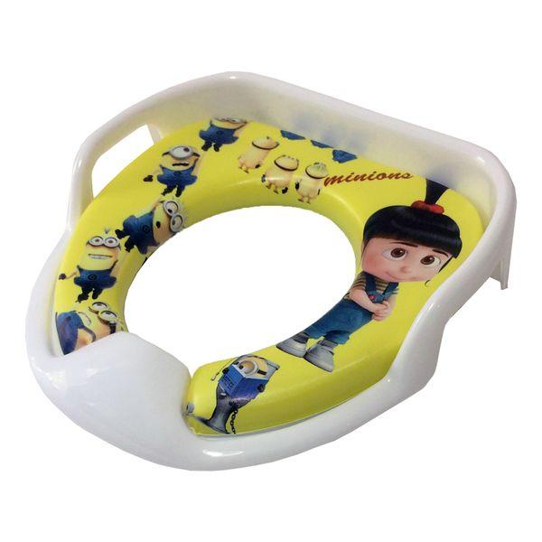 تبدیل توالت فرنگی کودک طرح مینیون کد PK-H308