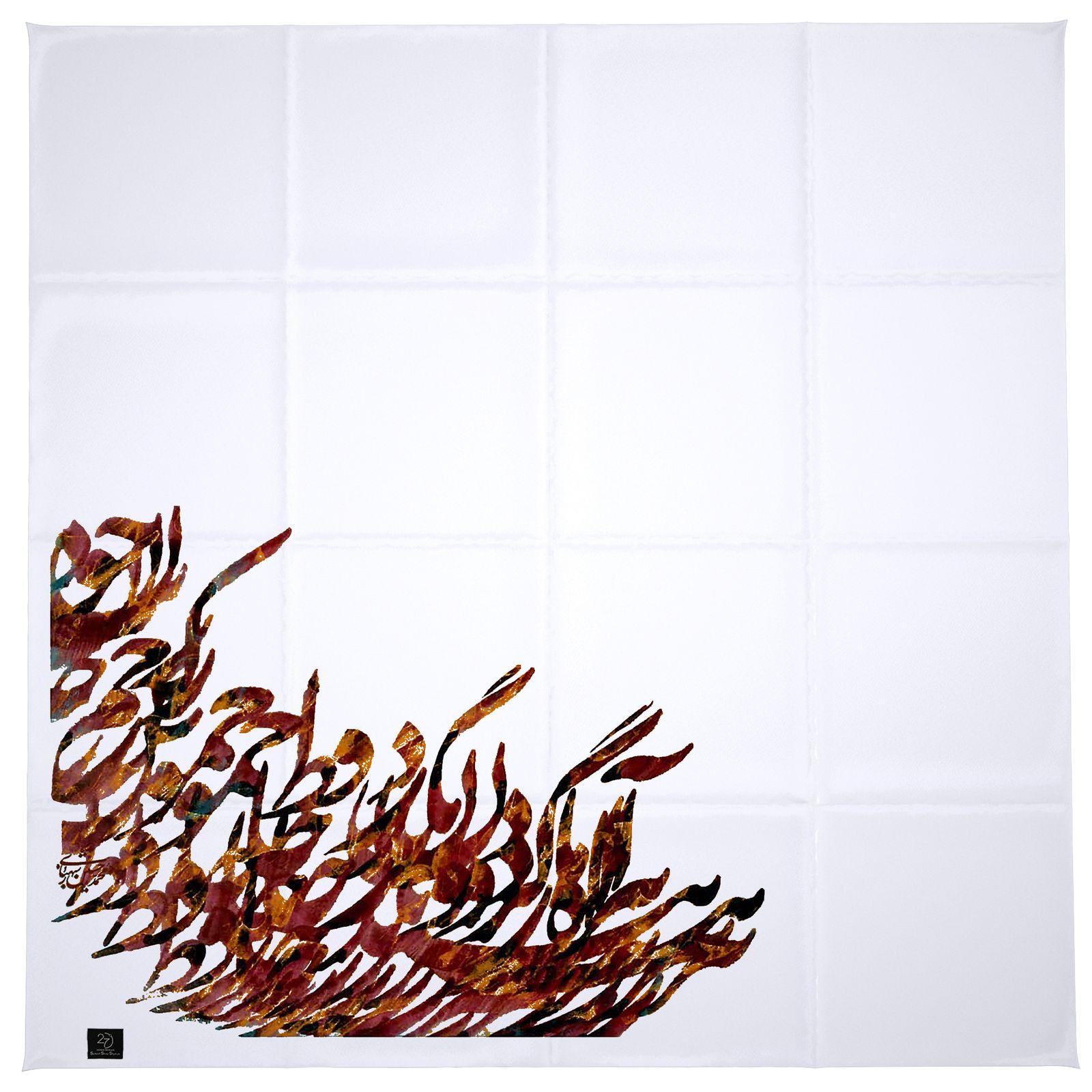روسری زنانه 27 کد V05 -  - 11