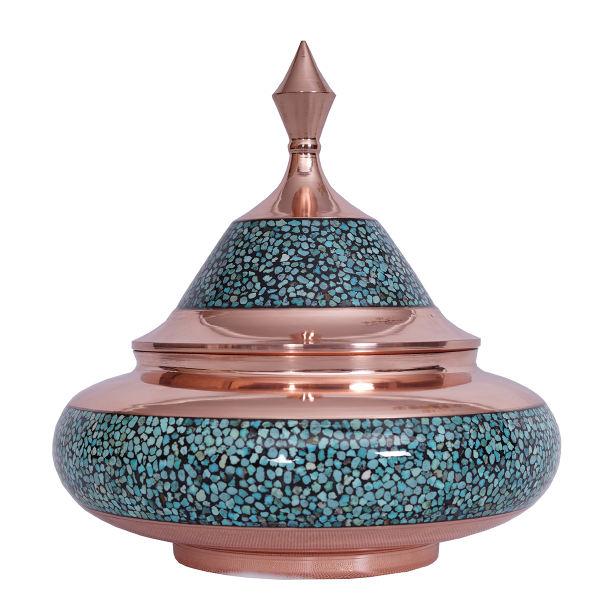 شکلات خوری فیروزه کوبی آقاجانی مدل F043