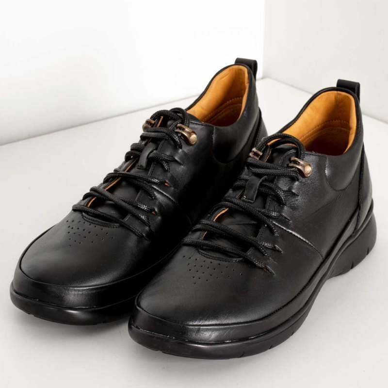 کفش روزمره زنانه پارینه چرم مدل SHOW47