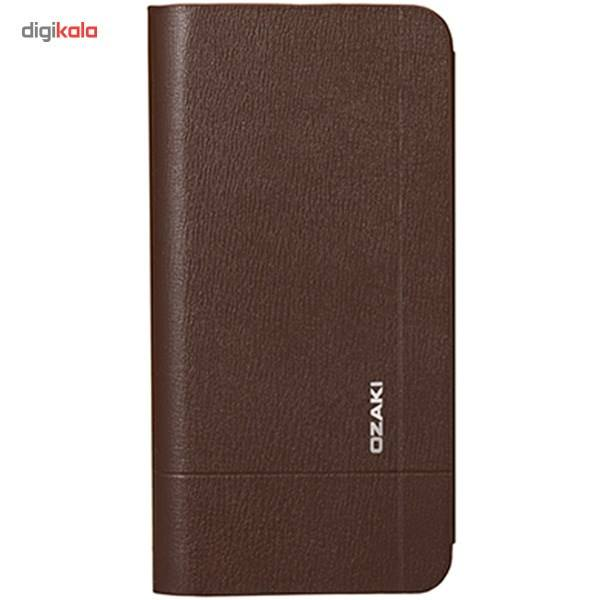 کیف کلاسوری اوزاکی مدل Ocoat Aim Plus مناسب برای گوشی موبایل آیفون 6/6s main 1 3
