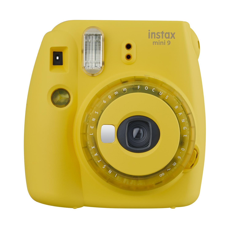 دوربین عکاسی چاپ سریع فوجی فیلم مدل Instax Mini 9 Clear main 1 1