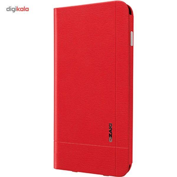 کیف کلاسوری اوزاکی مدل Ocoat Aim Plus مناسب برای گوشی موبایل آیفون 6/6s main 1 5
