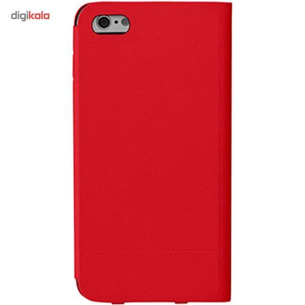 کیف کلاسوری اوزاکی مدل Ocoat Aim Plus مناسب برای گوشی موبایل آیفون 6/6s main 1 6