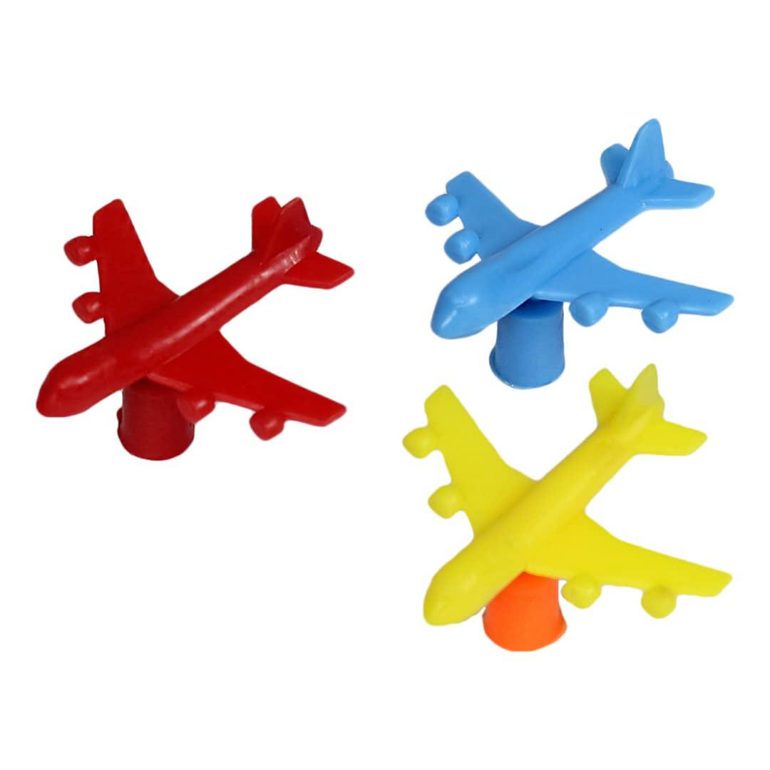 سرمدادی مدل هواپیما کد AR PLN 30 بسته سه عددی