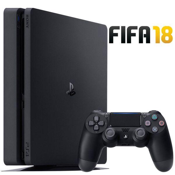 مجموعه کنسول بازی سونی مدل Playstation 4 Slim کد CUH-2016B Region 2 - ظرفیت 1 ترابایت