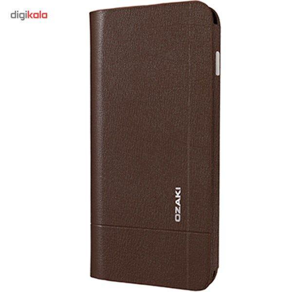 کیف کلاسوری اوزاکی مدل Ocoat Aim Plus مناسب برای گوشی موبایل آیفون 6/6s main 1 10