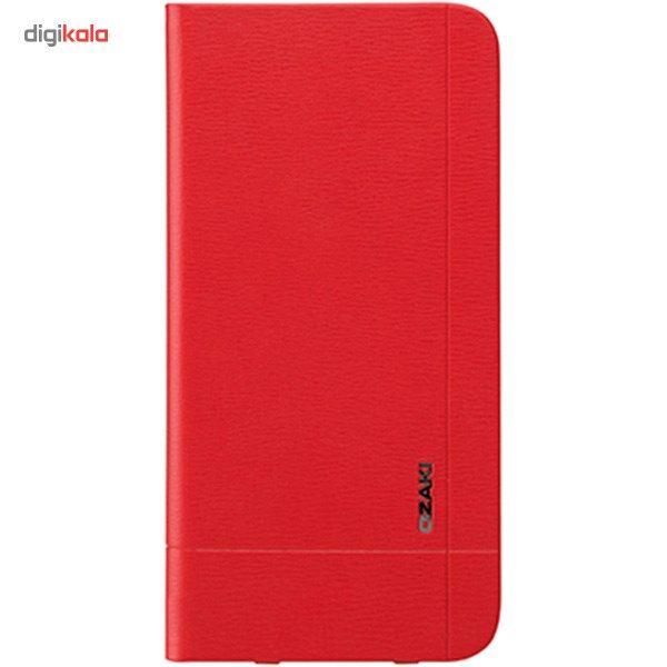 کیف کلاسوری اوزاکی مدل Ocoat Aim Plus مناسب برای گوشی موبایل آیفون 6/6s main 1 12