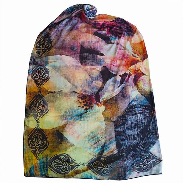 روسری زنانه مدل spring3