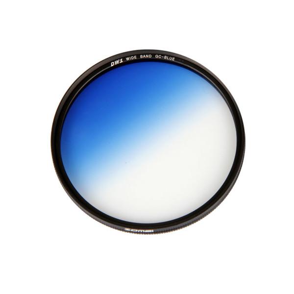 فیلتر لنز زومی مدل Ultra Slim GC-Blue Gradient 77mm