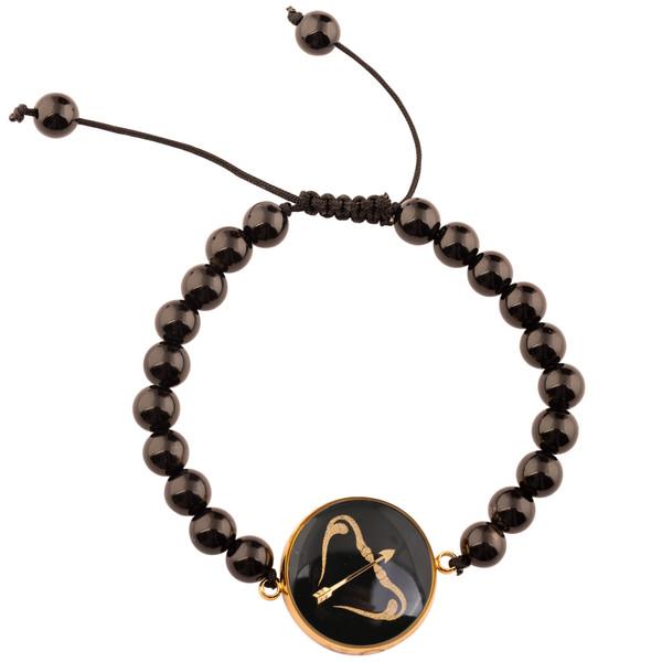 دستبند زنانه الون طرح ماه آذر کد ONI101