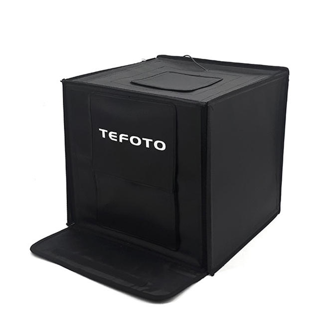 چادر عکاسی تفوتو مدل 6106 ابعاد 70×70سانتی متر